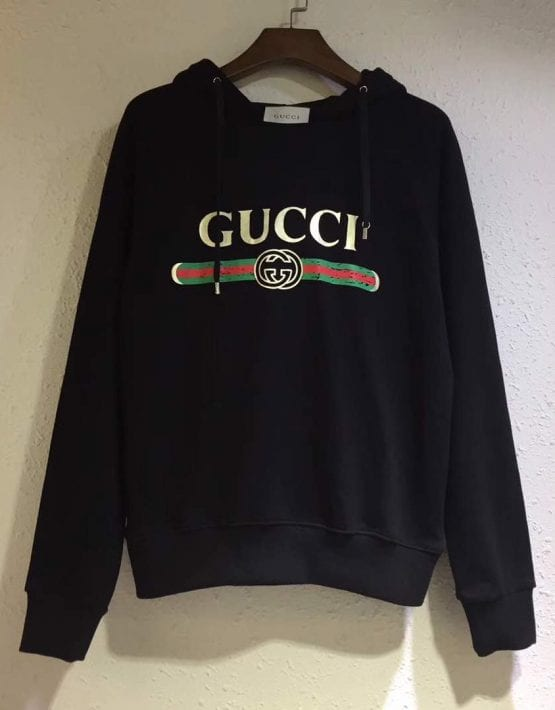 GUCCI CLASSIC SWEATER BLACK