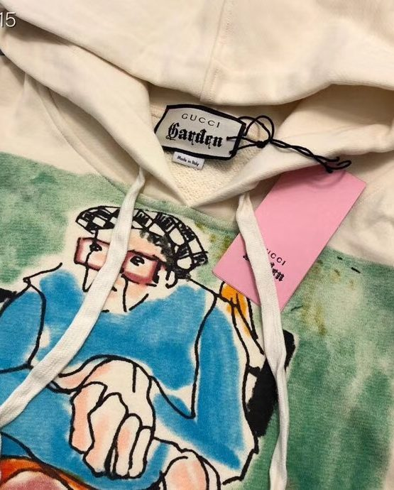 f4697002a76 Gucci Garden Hoodie 2018 II BRANDS