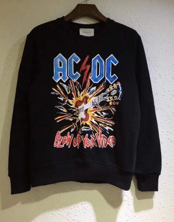 891e328a0b1 Gucci AC DC Sweater BRANDS